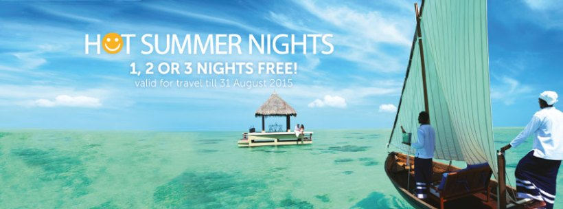 Hot Summer Nights - The Entertainer Travel