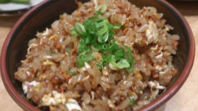 Akashi Japanese Restaurant - Garlic Fried Rice