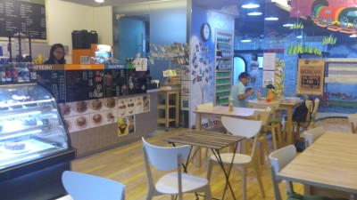Cafes Around Lorong Kilat - One Thing Coffee Kids Cafe