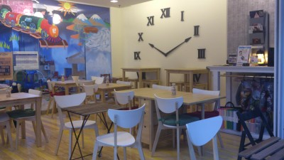 Cafes Around Lorong Kilat - One Thing Coffee Kids Cafe Interior