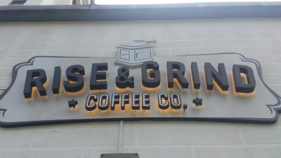 Cafes Around Lorong Kilat - Rise & Grind Coffee Co