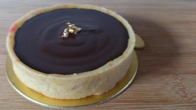 Tarte By Cheryl Koh - Dark Chocolate Tarte