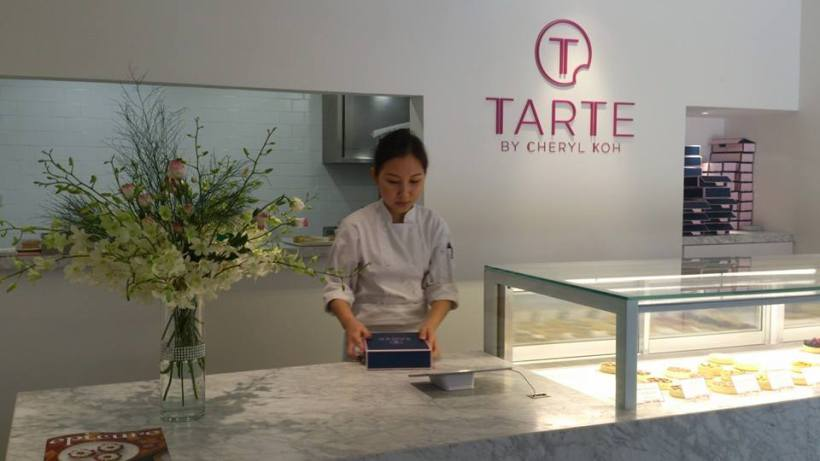 Tarte By Cheryl Koh - Shop