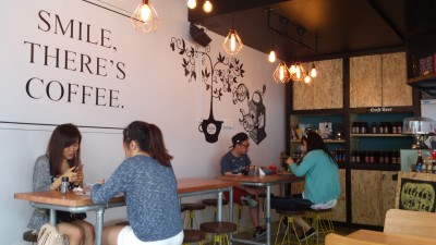 Rise & Grind Coffee Co Cafe - Indoor Seats