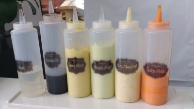 Rollie Olie - Sauces Counter