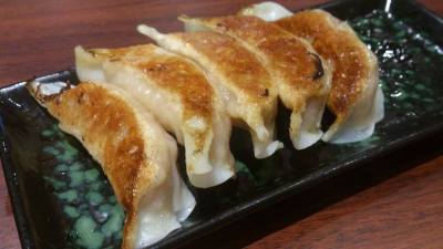 Gyoza-ya - Yaki Pork, Pan-Fried Dumpling with Pork