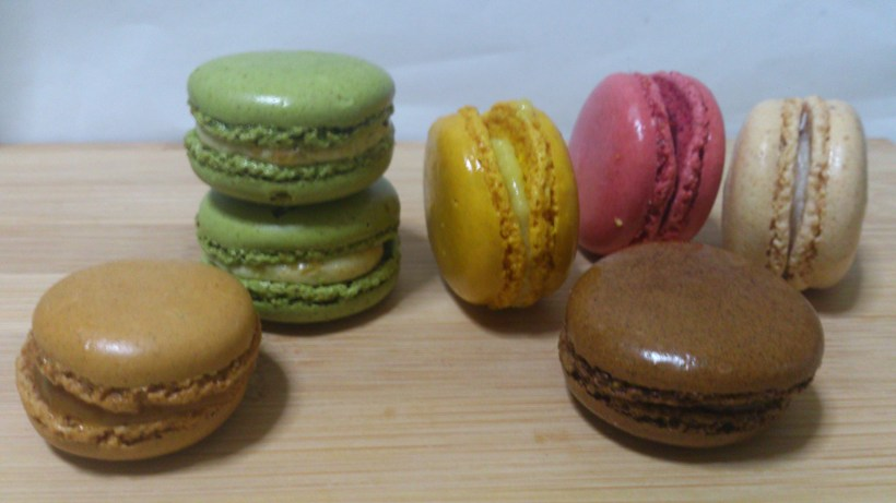 Macarons by Paul Bakery - Mini Macarons in 6 flavours