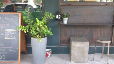 Necessary Provisions - Outdoor Seats