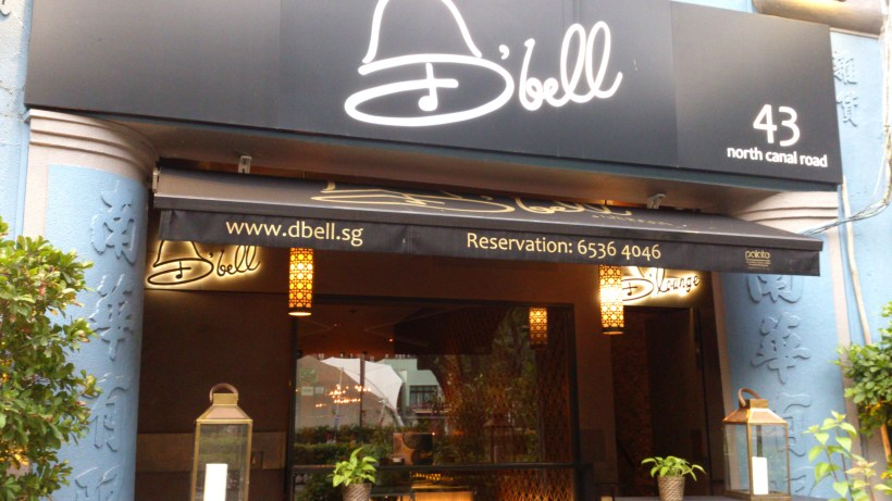 D' Bell Singapore - Front