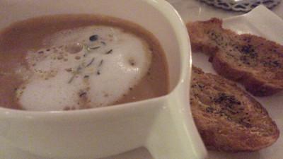 D' Bell Singapore - Lobster Bisque