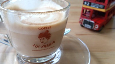 Doi Chaang Coffee Cafe - 321 Clementi - Cappuccino