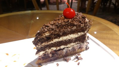 Stuttgart Blackforest Boutique S-Cafe - Signature Black Forest Cake