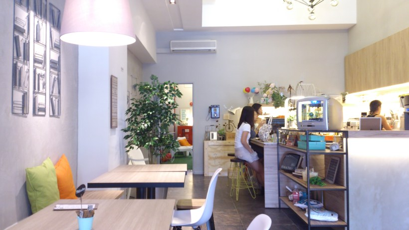 The Dwelling Place Cafe - Overview of Cafe