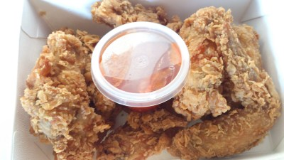 Best Korean Fried Chicken In Singapore For 2015 - Choo Choo Chicken, Crispy