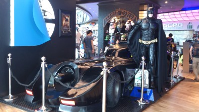 DC Comics Super Heroes Cafe - Batman