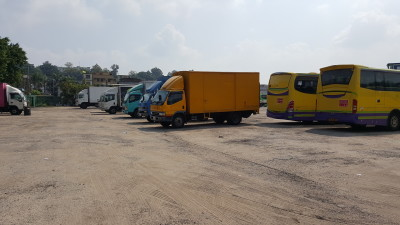 Ping Shan Heritage Trail - Heavy Vehicle Parking Space