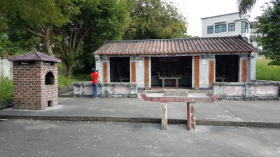 Ping Shan Heritage Trail - Yeung Hau Temple (楊侯古廟)