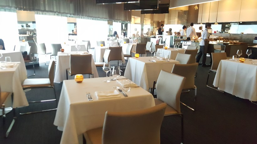 Stellar At 1-Altitude, Singapore Restaurant Week 2015 - Restaurant Interior