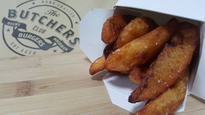 The Butchers Club Singapore - Duck Fat Fries