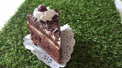 SOD Cafe @ Ci Yuan CC - Blackforest Cake