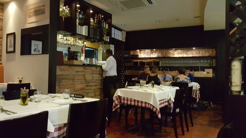 Da Luca Italian Restaurant - Interior, another view