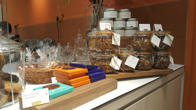 In Good Company Cafe - More Goodies; Cookies, Tea Blend and Chocolate