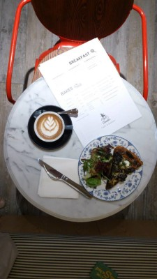 Best 2015 Cafe and Restaurants In Singapore - Claude's Cafe