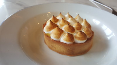 The Bakehouse By Carpenter And Cook - Passionfruit Meringue Tart