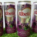 Ribena Sparkling Cans - Ready to Drink Sleek Can