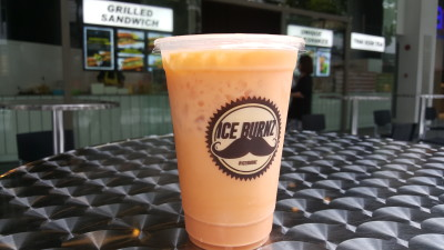 Ice Burnz - Iced Thai Milk Tea