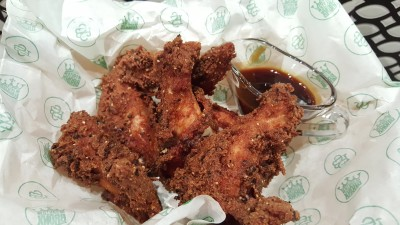 South Bronx Burger - Southern Fried Chicken Wings