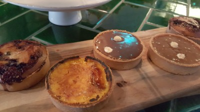 Gemmills Cafe And Wine Bar - Assorted Tarts