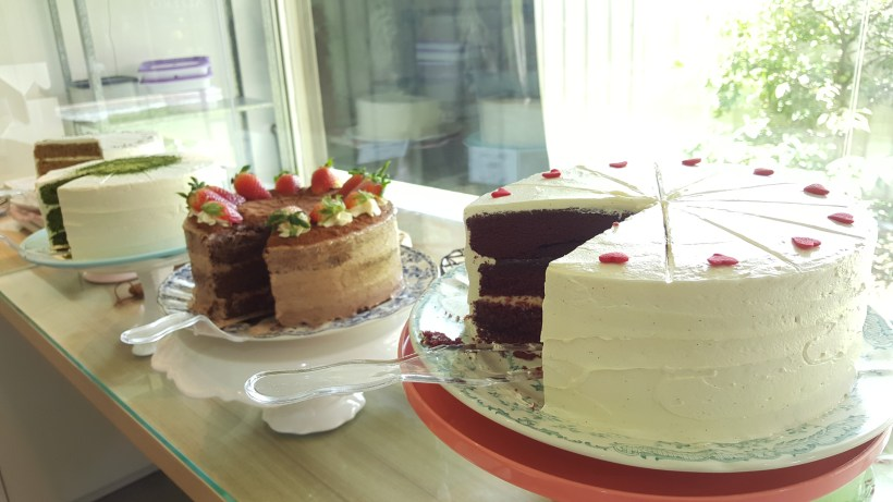 My Sister Bakes - Available Cakes