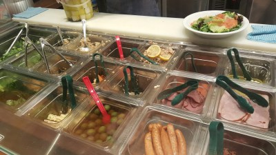Toss & Turn Salad Bar By Cedele - Deli, Protein Selections