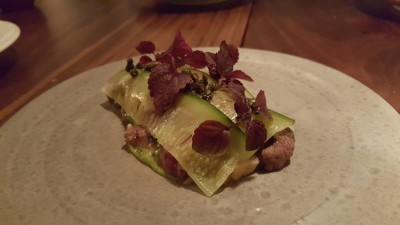 Cheek By Jowl At Boon Tat Street - Wild Venison ($22)