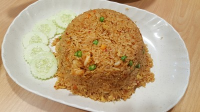 Spicy Thai Thai Restaurant At Aljunied Ave 2 - Tom Yum Fried Rice ($6)