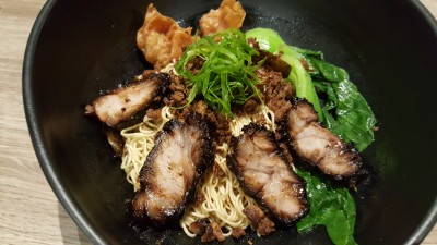 Face To Face Noodle House At City Square - Traditional Sarawak Noodles ($8.90)
