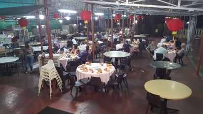 Hua Yu Wee Seafood Restaurant At Upper East Coast Road, Singapore - Al Fresco Seating Area
