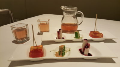 Sufood Singapore Celebrating Mother's Day 2016 At Raffles City, City Hall - Sufood Signature Cider and The Sufood Appetiser