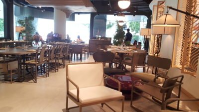 Angela May Food Chapter At The Hereen, Orchard, Singapore - Interior View from the Entrance
