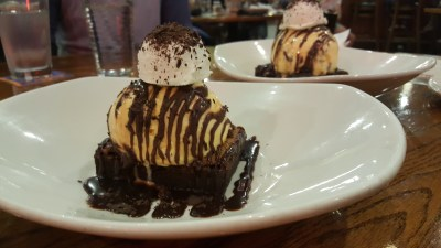 Outback Steakhouse Singapore Tasting Menu - Dessert, Chocolate Thunder From Down Under ($14.90)