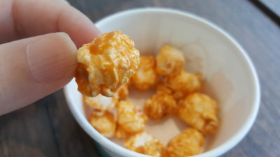 Sweet Monster at Velocity With New Menu - Tangerine flavoured Popcorn