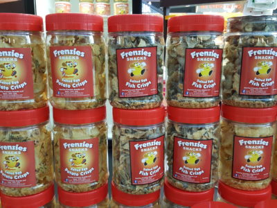 Salted Egg Snacks In Singapore - Frenzies Snackes