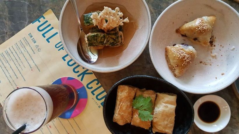 Full Of Luck Club By Li Bai, Holland Village, Singapore - A Glimpse of Lunch at Full Of Luck Club