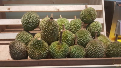 Ministry Of Durian, Paya Lebar, Singapore - Available Durian