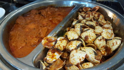 Street 50 Singapore Food Story at Bay Hotel Singapore - Butter Chicken