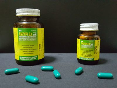 Aid Digestion and Increase Immunity With Enzyplex and Enveron - 2 sizes