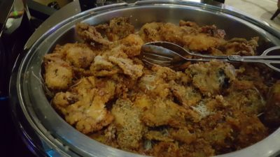 Monthly Brew & BBQ Nights At The Best Brew, Four Points By Sheraton Riverside - Panko Crusted Soft Shell Crab