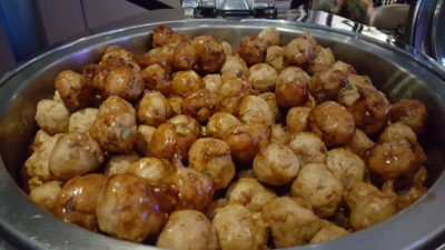 Monthly Brew & BBQ Nights At The Best Brew, Four Points By Sheraton Riverside - Yakitori Chicken Balls