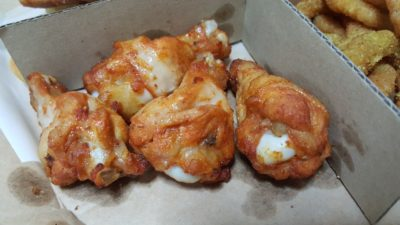 The Awesome 4-Some Of Domino's Singapore - All Time favourite Golden Roasted Drummets